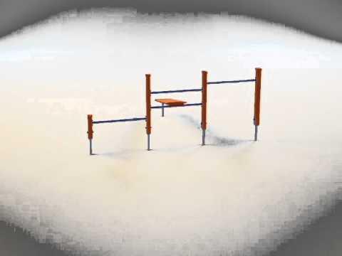 Видео круговой панорамы спортивного комплекса START LINE Fitness № 16