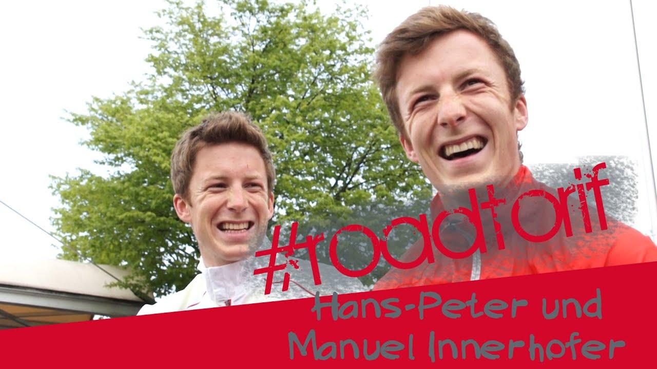 #roadtorif - Hans-Peter und Manuel Innerhofer