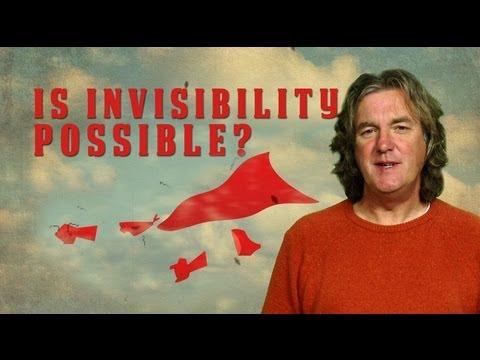 James May's Q&A - Je neviditelnost možná?