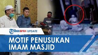 Polisi Ungkap Motif Penyerangan Imam Masjid di Pekanbaru, Pelaku Kecewa pada Korban karena Ini
