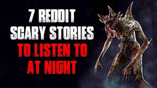 """""""7 Reddit Scary Stories To Listen To At Night"""""""