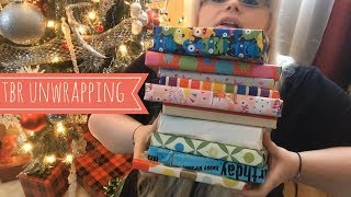 January TBR Unwrapping #33 [CC]