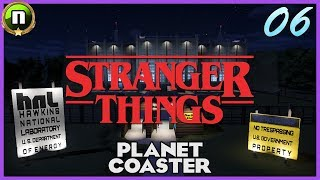 STRANGER THINGS! The Ride - Storytelling Contest Entry 06 #PlanetCoaster