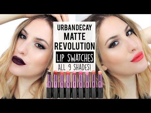 Matte Revolution Lipstick by Urban Decay #8