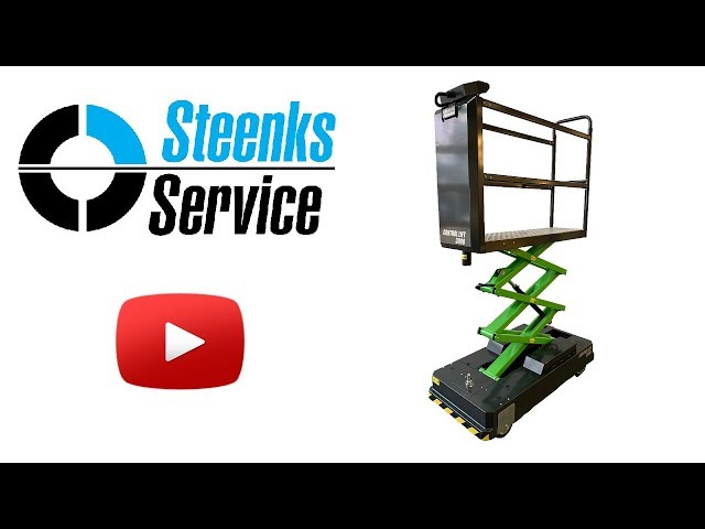 YouTube video | Pipe rail trolley Control Lift 3000