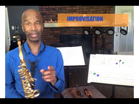 Improvisation for all melodic instruments...