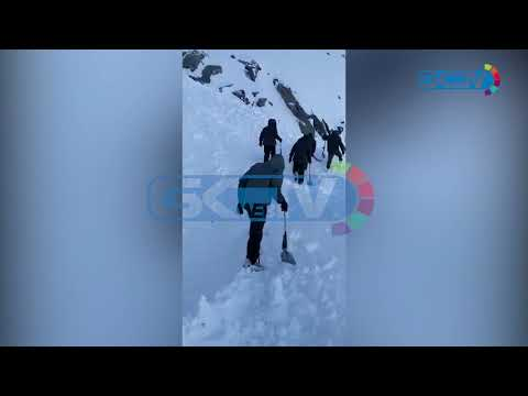 Leh avalanche: Five bodies recovered so far