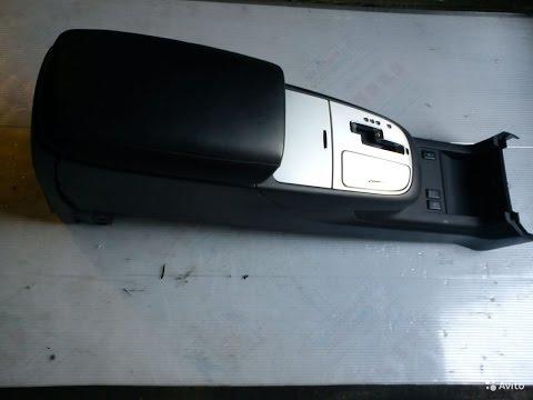 Снимаем подлокотник на ниссан мурано Z51 2020 года Nissan Murano