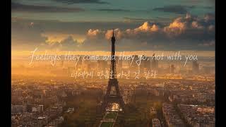 [Lauv   Paris In The Rain] 가사해석한글번역