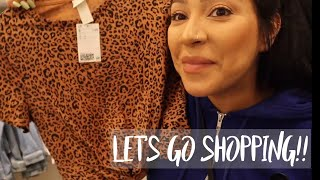 SHOPPING FOR THE PERFECT OUTFIT + PR UNBOXING