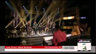 """1st Performance - Home Free - """"Cruise"""" By Florida Georgia Line - Sing Off - Series 4"""