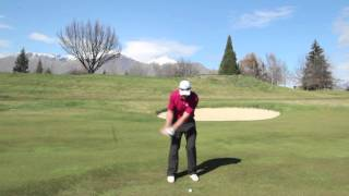 preview picture of video 'Millbrook Resort: Golf Lessons- Mastering the half swing'