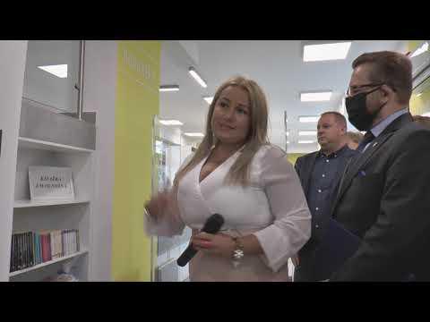 Otwarcie nowej siedziby Biblioteki Publicznej w Chełmku