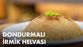Arda'nın Ramazan Mutfağı - Dondurmalı İrmik Helvası