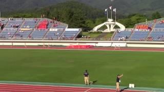 2017 山形インターハイ陸上 女子4×400mR決勝