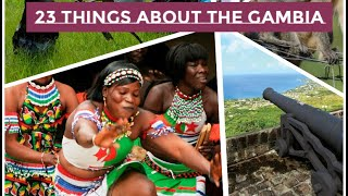23 Things African Diasporas Must know About The Gambia before visiting