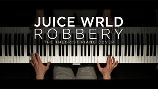 Juice WRLD - Robbery | The Theorist Piano Cover