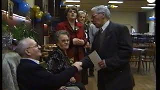 Jan en Christien van Gellecom 50 jaar getrouwd 2000  (Deel 1)