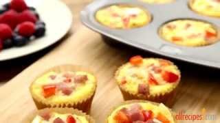 How to Make Omelet Muffins | Paleo Recipes | Allrecipes.com