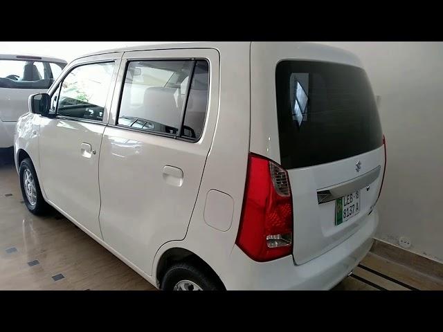 Suzuki Wagon R VXL 2018 for Sale in Bahawalpur
