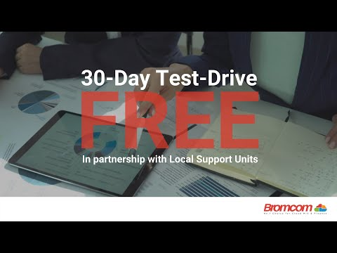 30 Day Free Test Drive