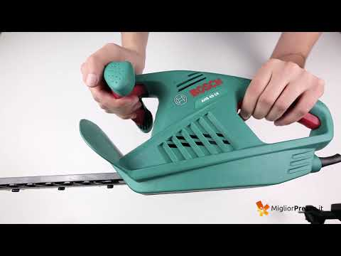 Tagliasiepi Bosch AHS 45-16 Video Recensione