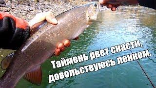 Рыбалка на алтае в ноябре