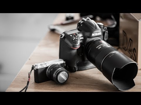 Kameramarkt 2018 - Canon, Sony, Nikon Kamera