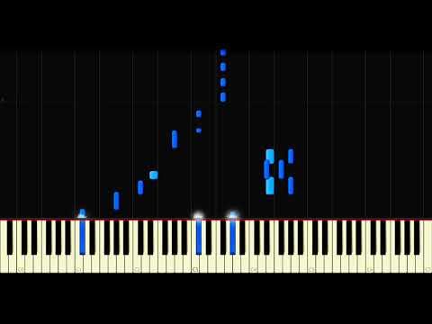 Тима Белорусских - Не онлайн   На пианино   Ноты