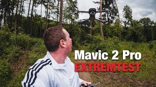 Dji Mavic 2 Pro - ActiveTrack TEST EXTREM - wie macht sich die Drohne auf dem Pfad der Air 2 S ?