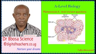 Homeostasis (A-level biology)