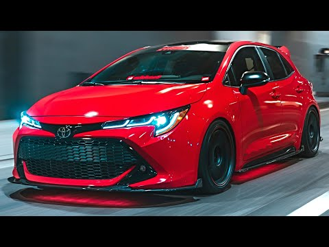 2019 Corolla SUPER STREET – Modified Corolla / Toyota Corolla 2019 Customized | Toyota SEMA 2018