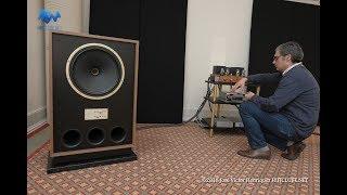 Audioshow 2018 - Sala Galveias - OnOff - Tannoy- Unison Research - Nagra