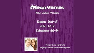Ephesians 6:1-24: Children Obey