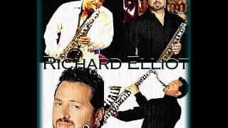 Richaed Elliot  -  Ain't Nothing Like The Real Thing