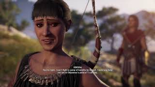 Assassin's Creed Odyssey - Gameplay Playthrough Part 3 [1080p 60FPS Ultra]