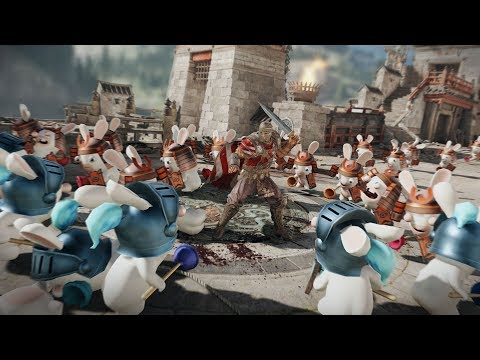 , title : 'For Honor - Invasion of the Rabbits | PS4