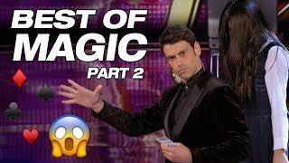 Wow! Magic Tricks That Will Blow Your Mind! - America's Got Talent 2018