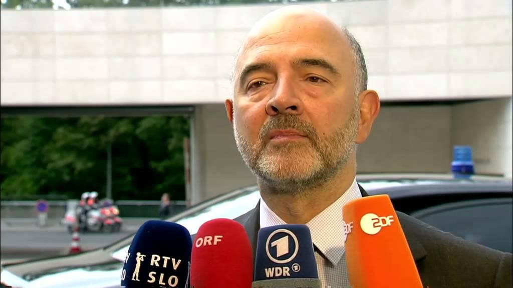 Δηλώσεις του Πιερ Μοσκοβισί κατά την άφιξή του στο Eurogroup