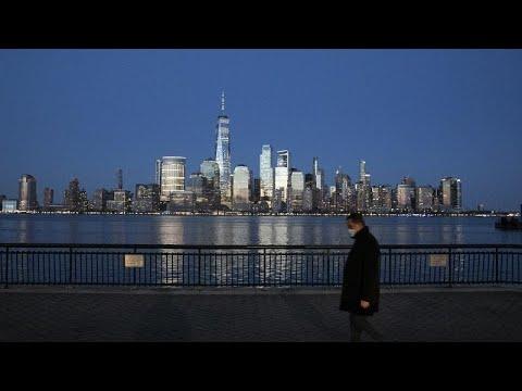 ΗΠΑ: Πάνω από ένα εκατομμύριο κρούσματα COVID-19