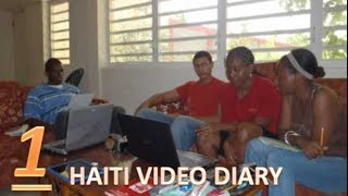 preview picture of video '2011 Trip to Haiti Video Diary - PART I of V - Acquainting Myself'