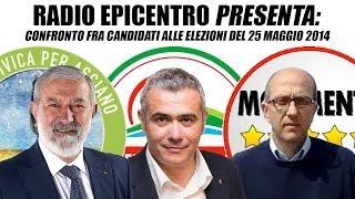 preview picture of video 'Confronto fra Candidati • Elezioni Amministrative 2014, Asciano (Siena)'