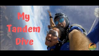 My Skydiving Experience- Tandem Dive- Was It Worth It?