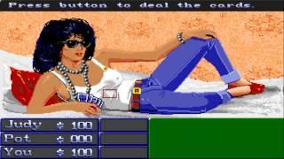 Playhouse Strip Poker AMIGA OCS KICK 1 2 KILLFAST 1988)(R  Brongers)[cr Random Access] Adf