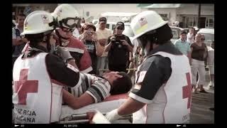 preview picture of video 'Simulacro 2013 Cruz roja Mexicana Delegación Durango'