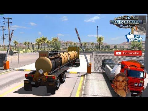 Gas Trailer owned ATS 1 33 - смотреть онлайн на Hah Life