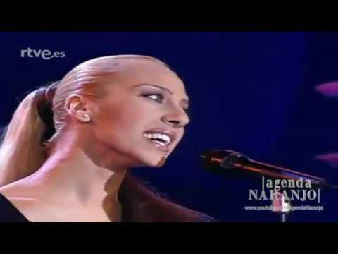 Mónica Naranjo - Las Campanas del Amor - Música Sí (TVE) - 9 enero 1999.
