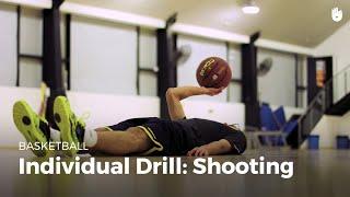 INDIVIDUAL DRILL SHOOTING 🌞🏀
