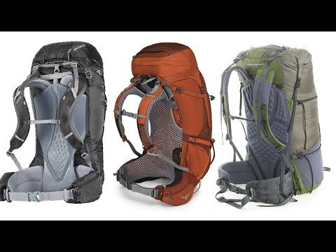 Great Packs for Thru Hikers (AT) (PCT) (CDT)