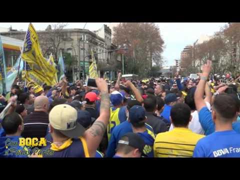 """""""Los domingos en la cancha - BOCA CAMPEÓN 2017"""" Barra: La 12 • Club: Boca Juniors • País: Argentina"""